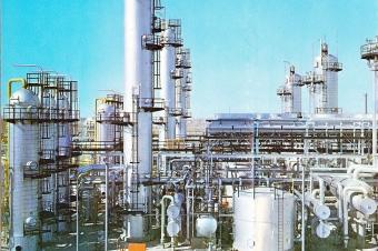 Refinaria de gás