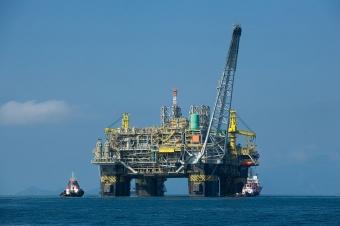 Imagem Plataforma de Petróleo