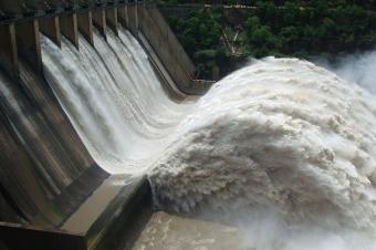 Usina hidrelétrica