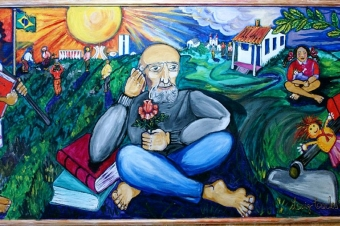 Painel Paulo Freire